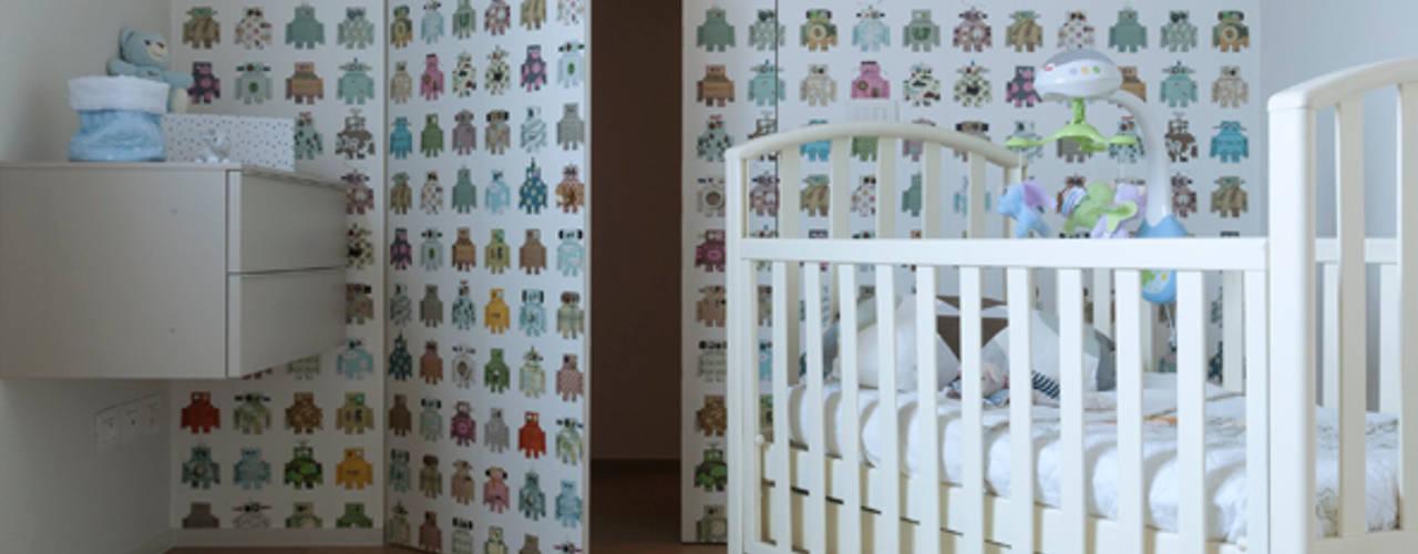 Luminoso attico in centro Deposito Creativo Cameretta neonato