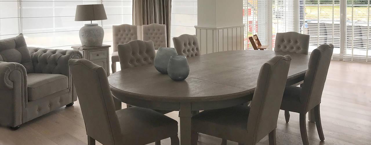 Totaal renovatie met meubelen van Marcotte Style Landelijk