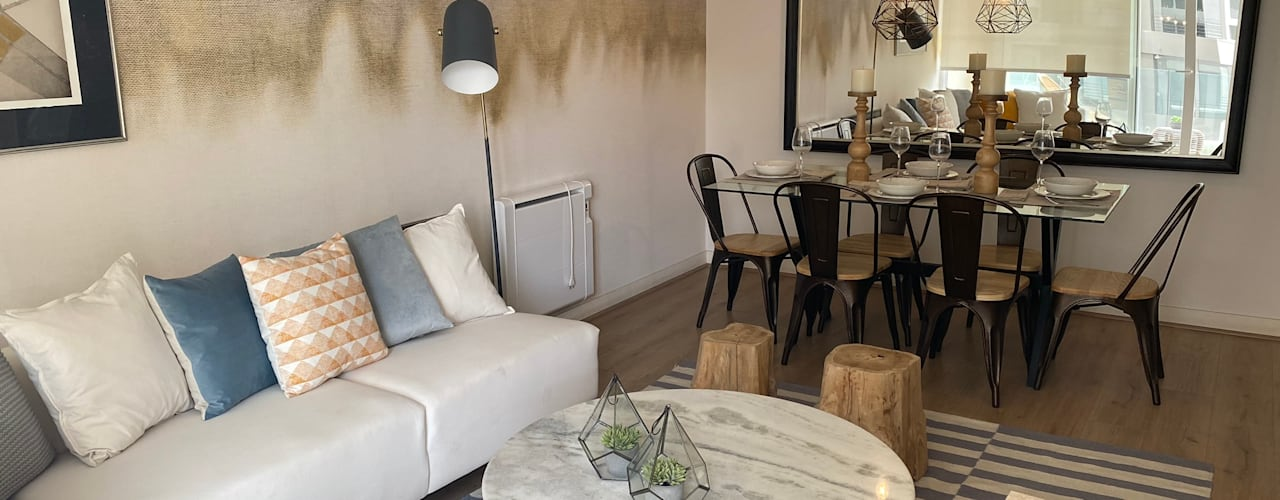 AC Proyecta Modern dining room