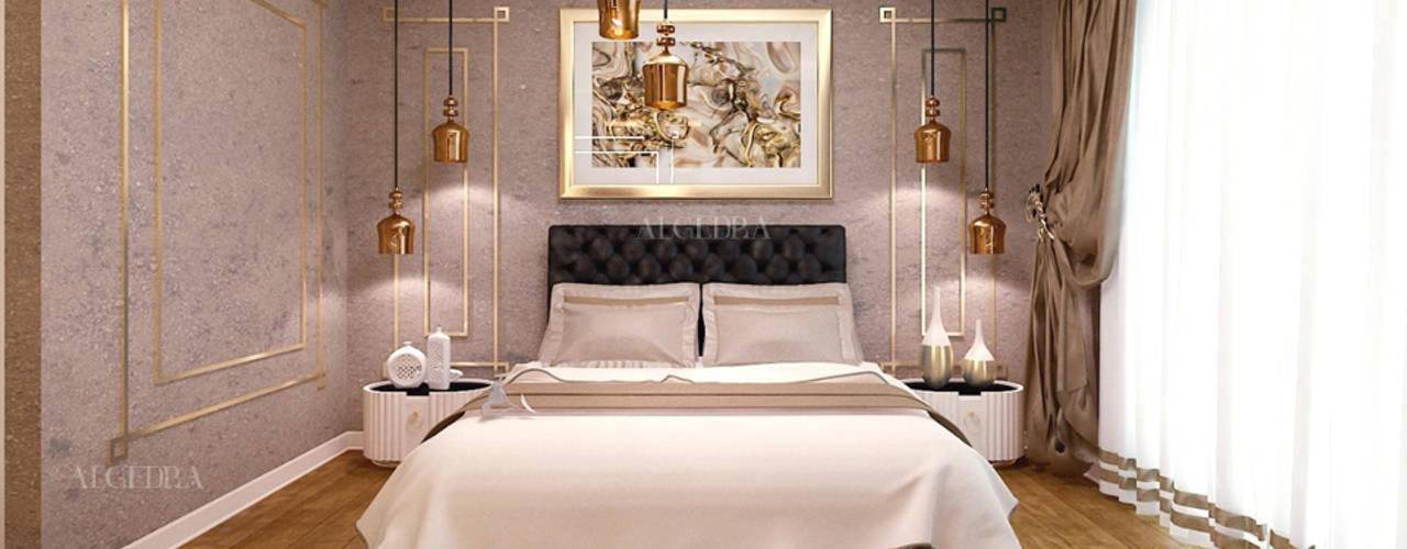 Modern style bedroom by Algedra Interior Design Modern