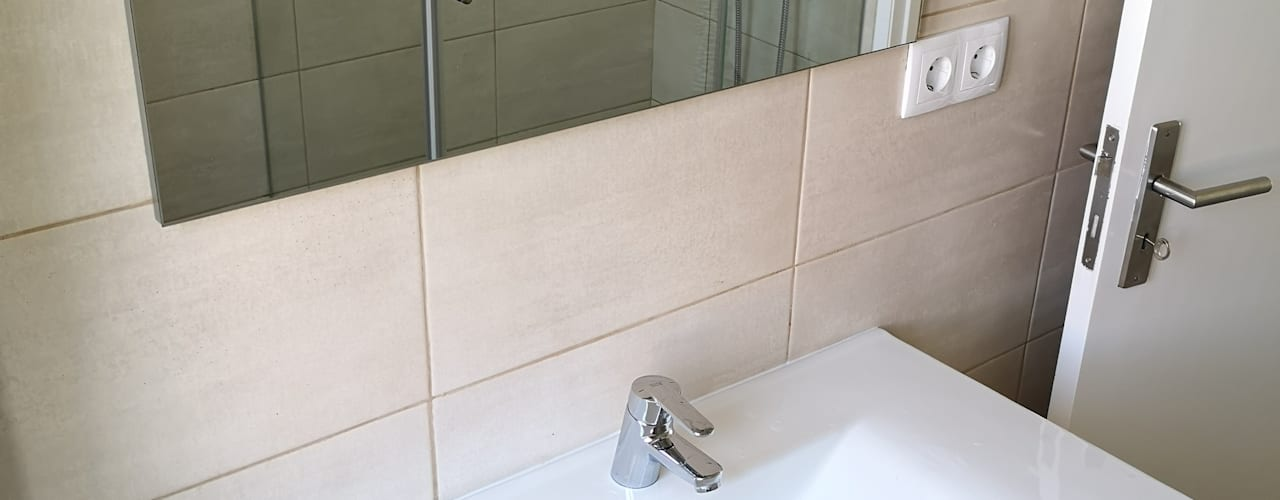 Remodelação Total de Apartamento em Oeiras por Congrau Engenharia
