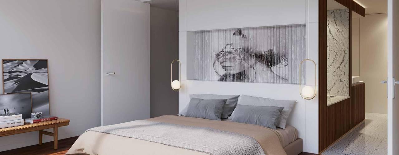 HOME SWEET CITY TOMÁS RIBEIRO 79 Propriété Générale International Real Estate Quartos modernos