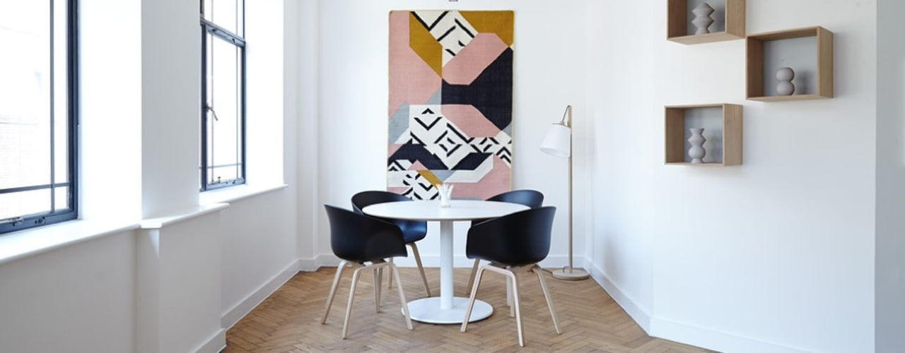 5 Ways to Redesign Your Home on a Budget in Quarantine Modern dining room by Birch Living Modern