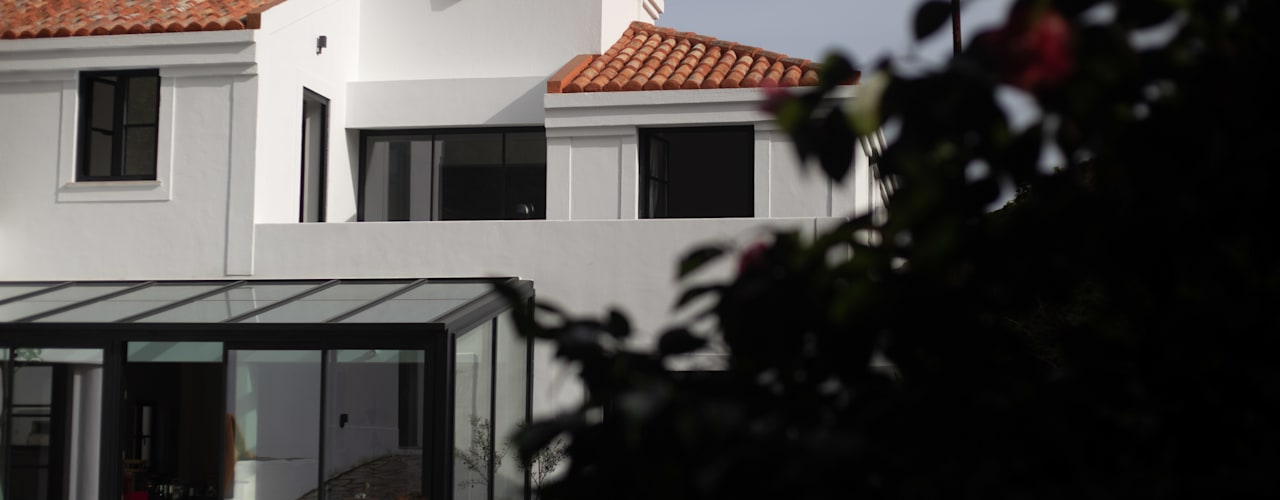 Mediterranean style conservatory by goodmood - Soluções de Habitação Mediterranean