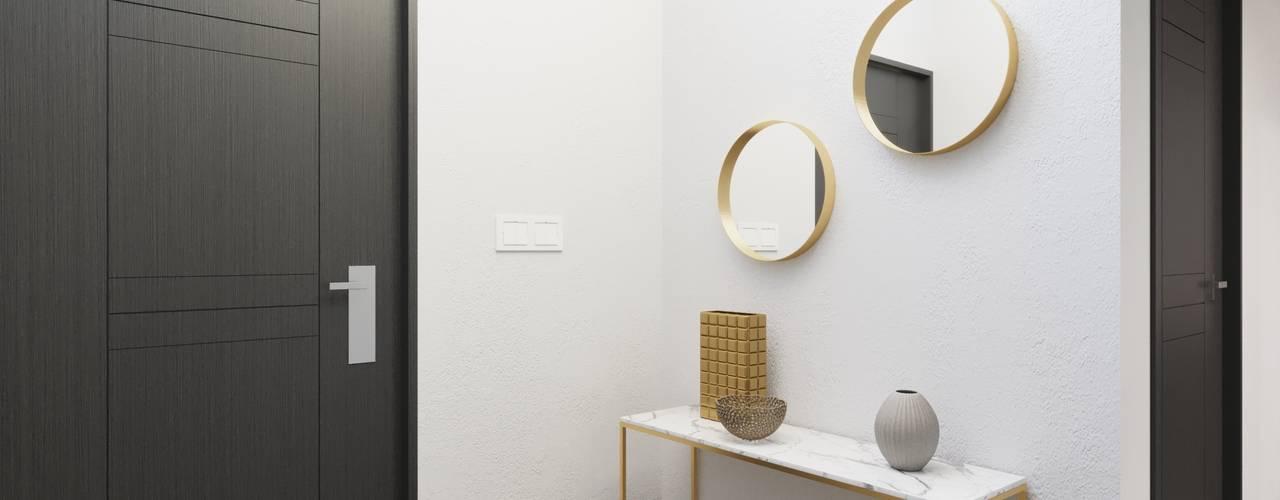 Arq Reality Estudios y despachos de estilo moderno