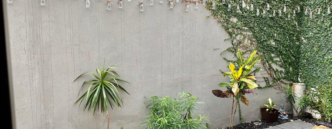 Deco Jardin /Remoladacion de BAOBAB DECO BOUTIQUE