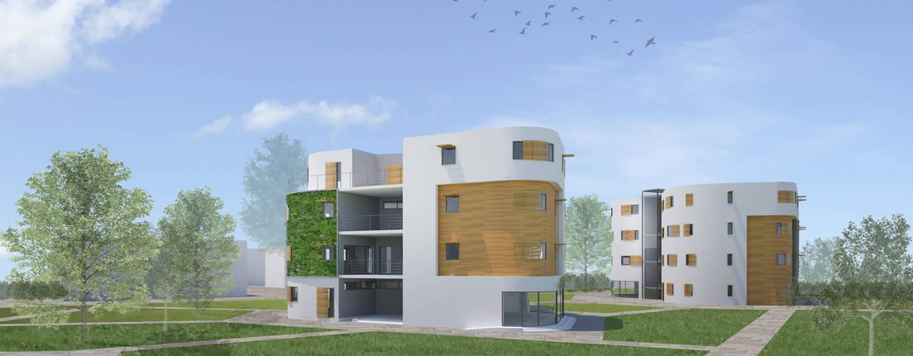 Social Housing Pavese FAD Fucine Architettura Design S.r.l. Condominio