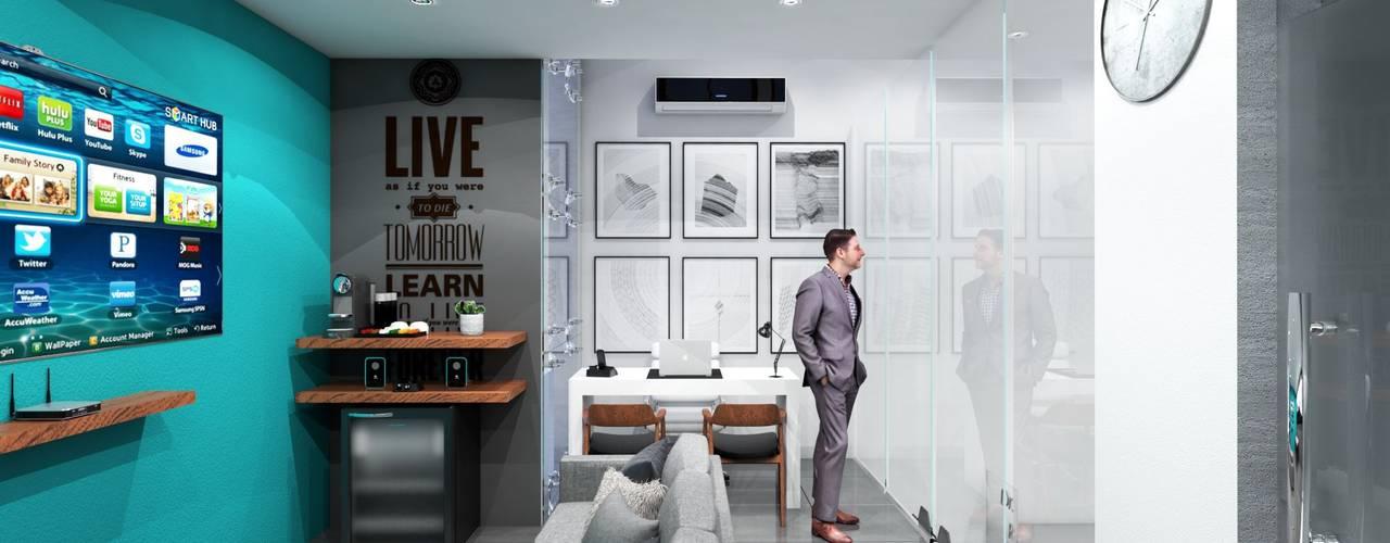 ELEMENT ARQUITECTOS / CLÍNICA DENTAL Estudios y despachos modernos de Element Arquitectos Moderno