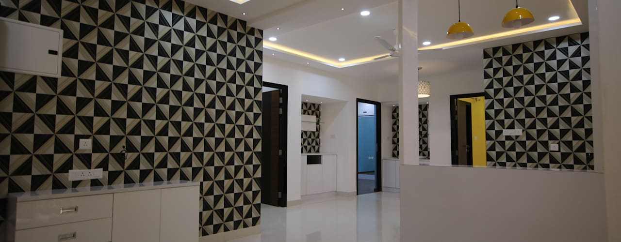 Fabulous Feature Wall Design Ideas By Professionals In Hyderabad Homify