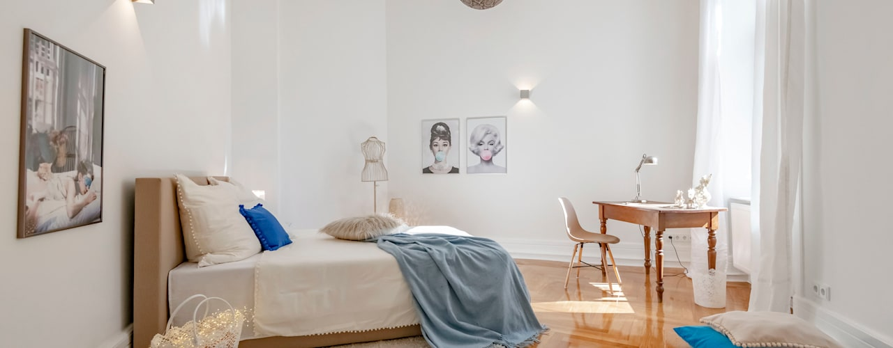 Cornelia Augustin Home Staging Modern Yatak Odası