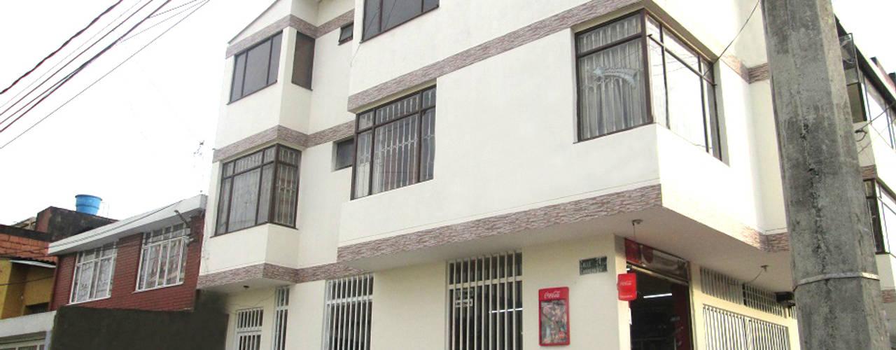 Remodelación de Fachada Casa Carvajal PyH Diseño y Construcción