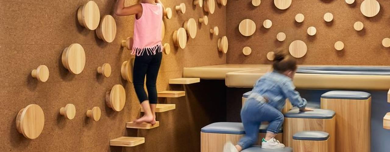 Lakkad Works Minimalist nursery/kids room