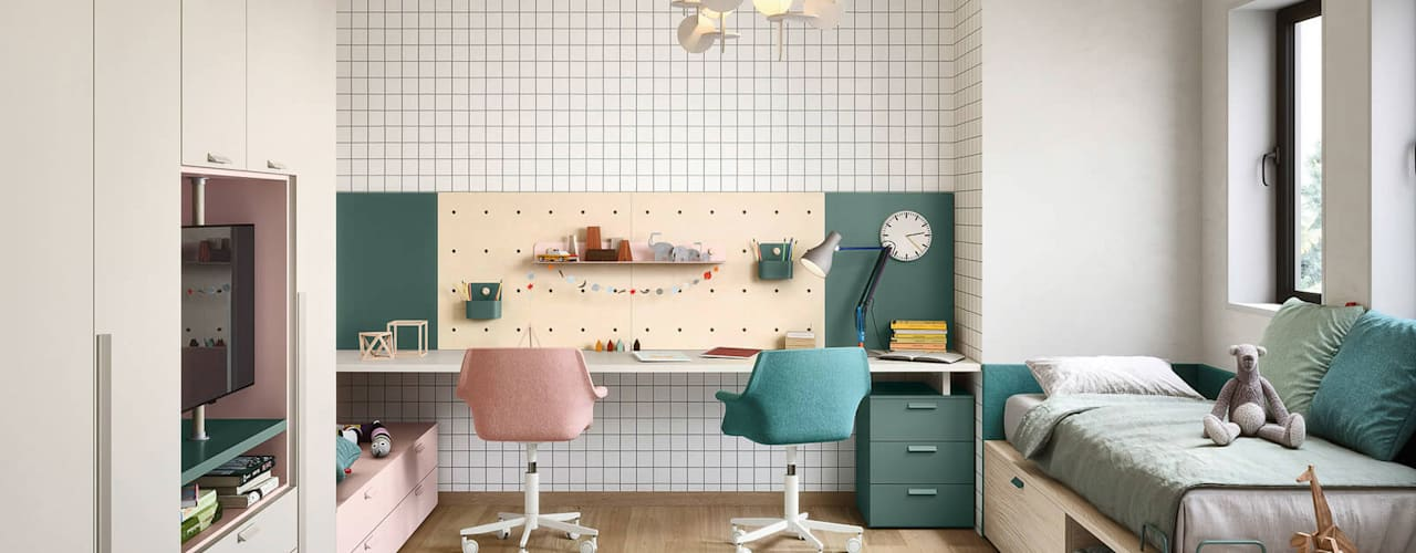 TopArredi Modern style bedroom Engineered Wood
