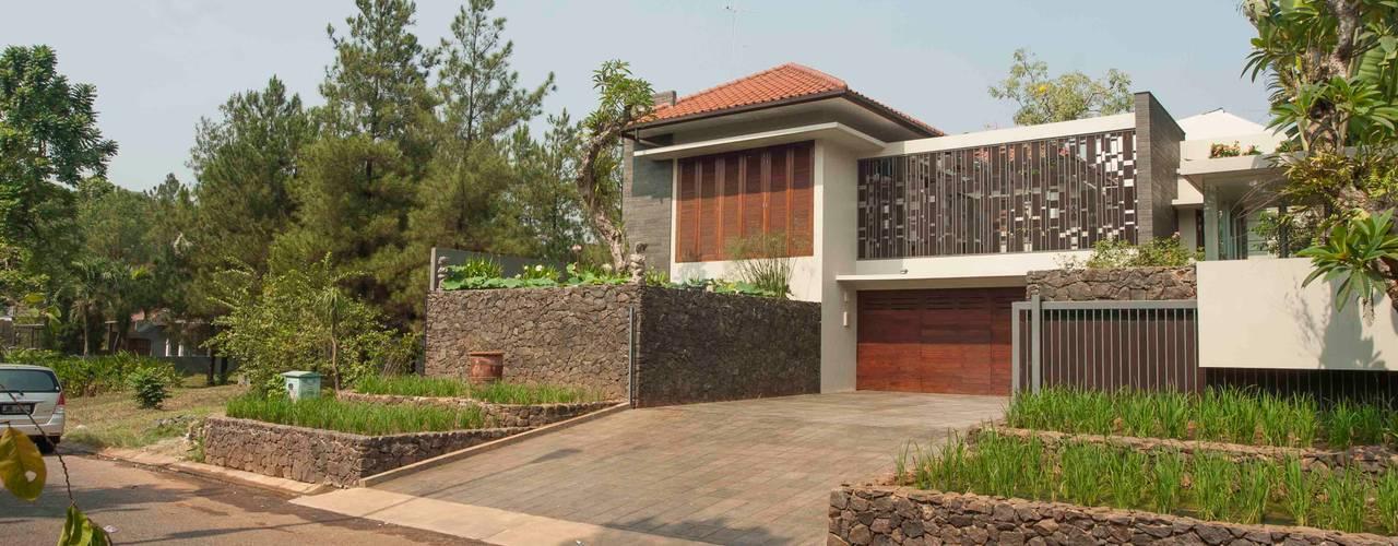CBR House BAMA Rumah Tropis