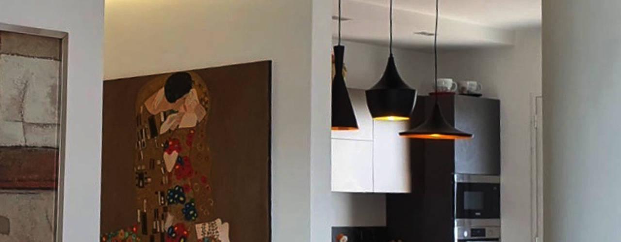 Renovation project in Italy MEF Architect Inbouwkeukens Keramiek Hout