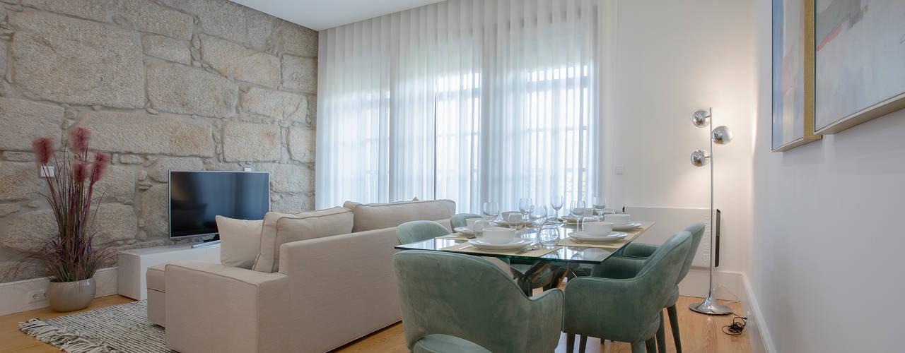 Downtown Luxury Apartment 3T Liiiving Hotéis modernos
