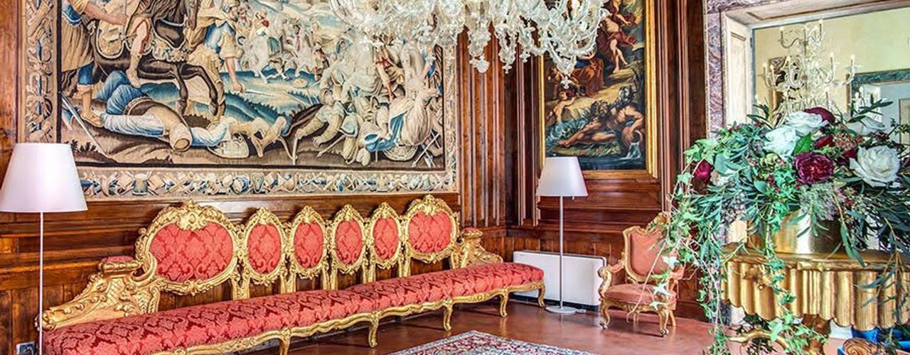Palazzo Doria D'Angri MULTIFORME® lighting Soggiorno classico