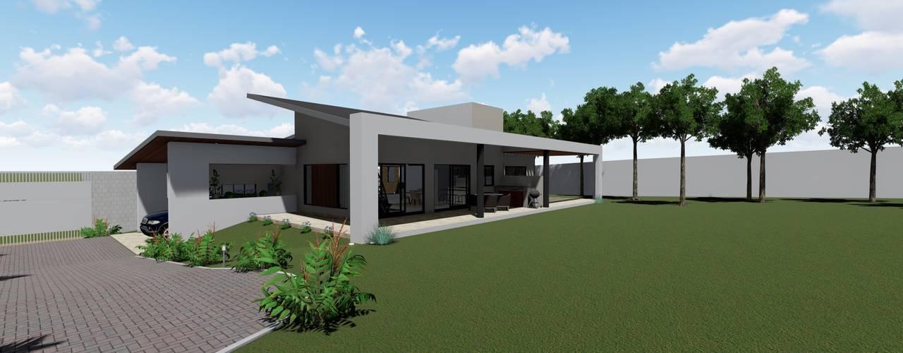 Casa Estrada da Graciosa Danilo Rodrigues Arquitetura Casas do campo e fazendas
