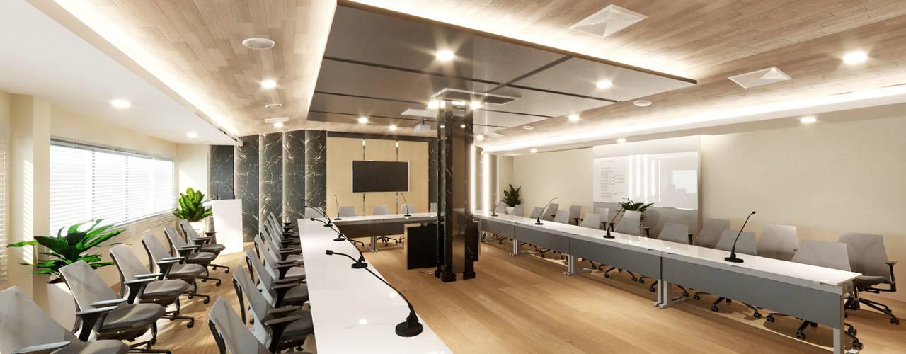 Ekarat Engineering Modernize Design + Turnkey อาคารสำนักงาน