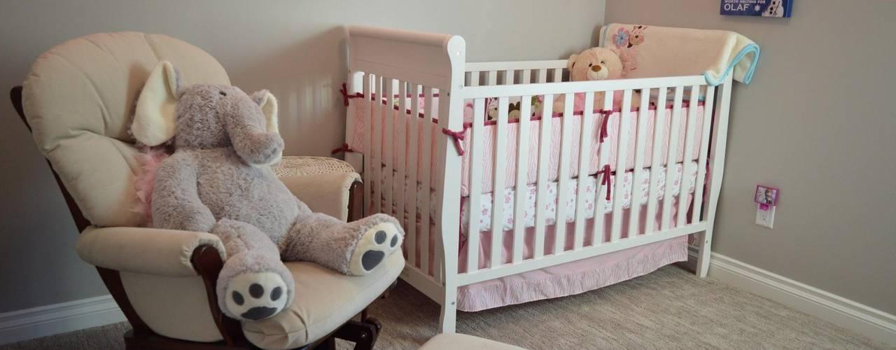 Kinderbett press profile homify Babyzimmer