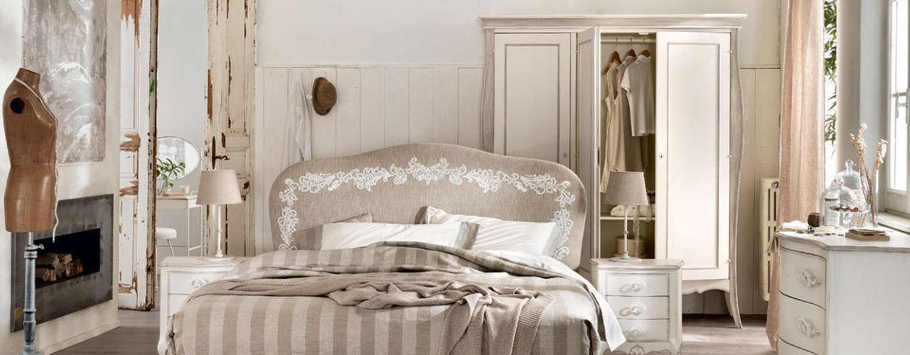 Egger´s Einrichten INETRIOR DESIGN オリジナルスタイルの 寝室