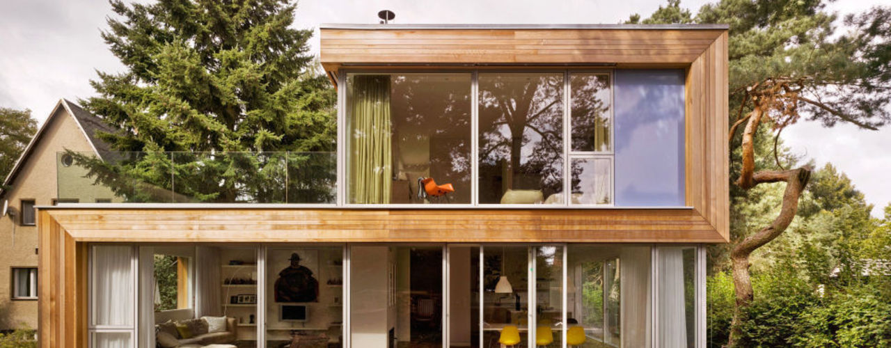 Innenarchitektur Berlin Modern houses