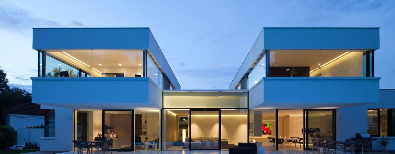 Villa Germany HI-MACS® Moderne Häuser