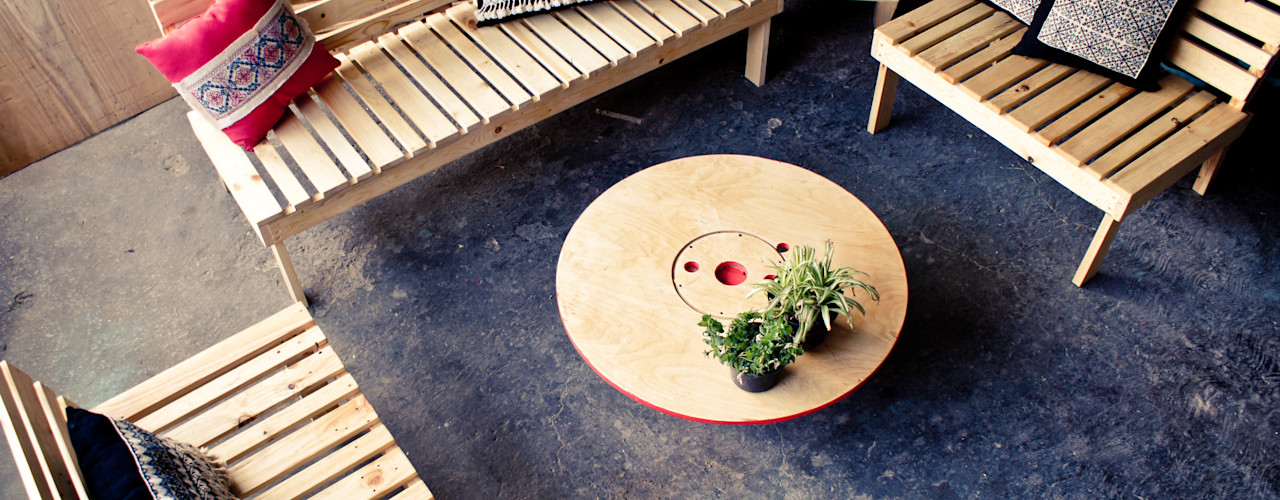 amiko espacios 花園家具