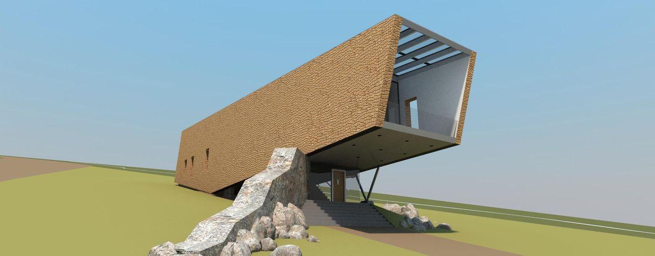 House In Nova Scotia, Canada 4D Studio Architects and Interior Designers