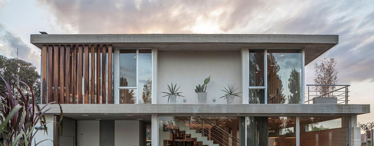 ESTUDIO GEYA Maisons modernes