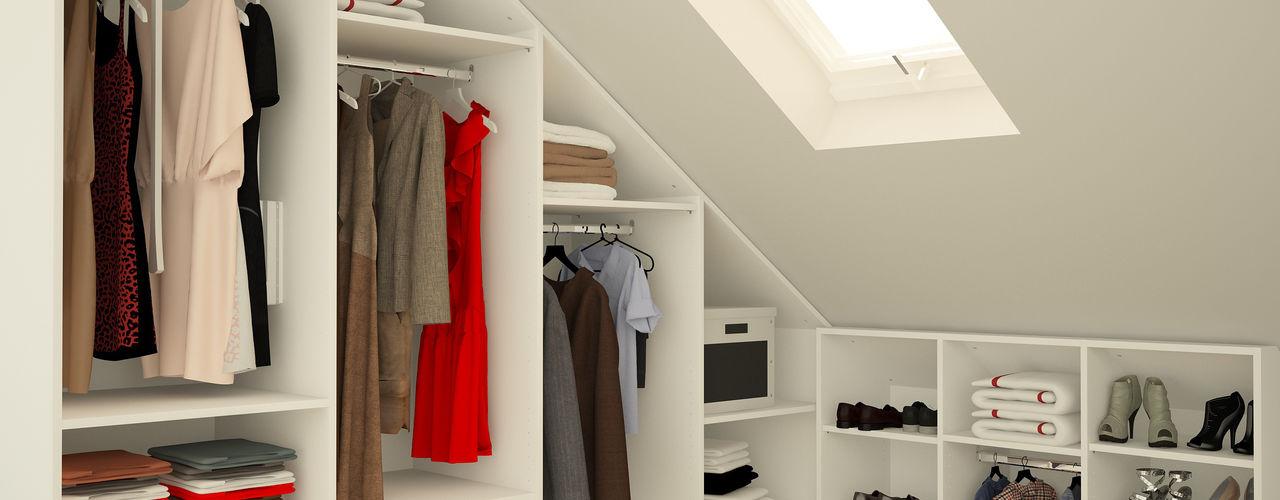 meine möbelmanufaktur GmbH Closets modernos