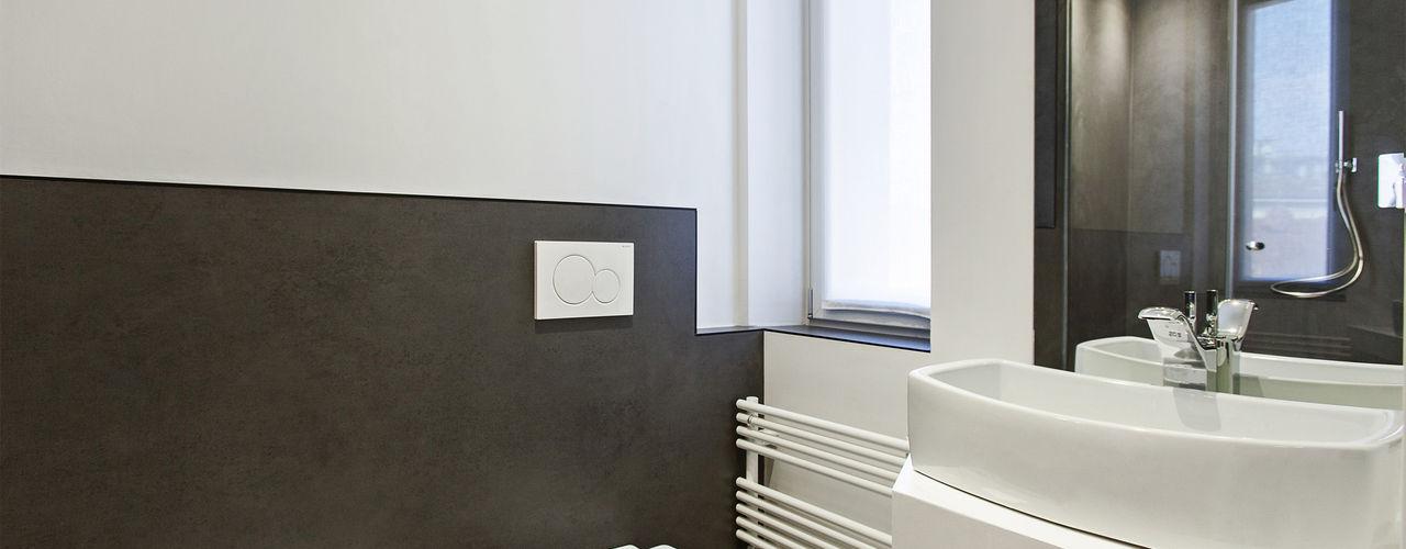 Arch. Andrea Pella Modern bathroom