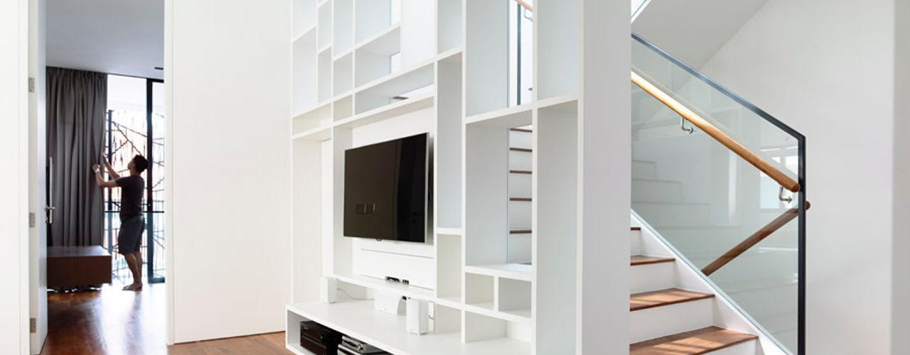 HYLA Architects Rumah Modern