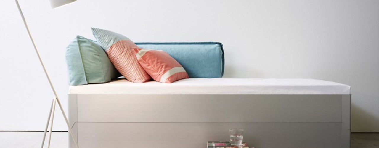 gil coste design 臥室床與床頭櫃