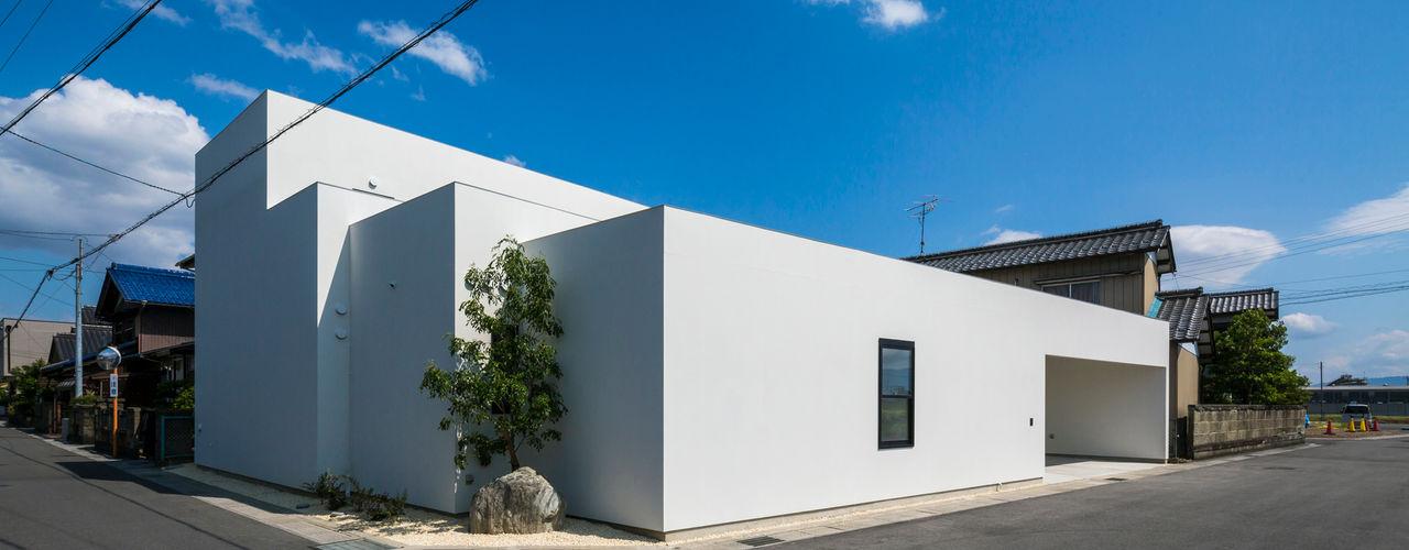 SUNOMATA 武藤圭太郎建築設計事務所 モダンな 家 白色