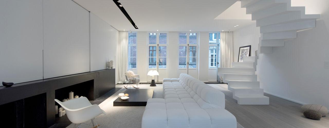 mayelle architecture intérieur design Modern Living Room