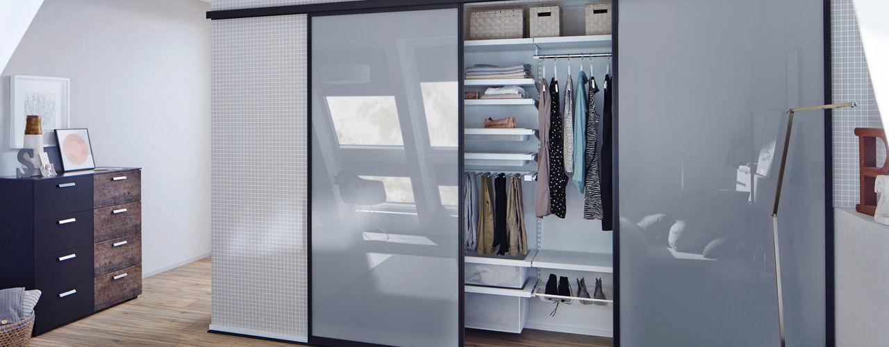 Elfa Deutschland GmbH BedroomWardrobes & closets