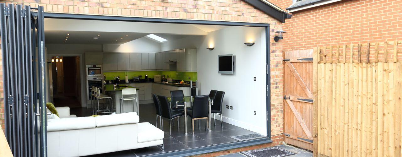Single Storey Extension, Roxborough Rd II London Building Renovation Maisons modernes