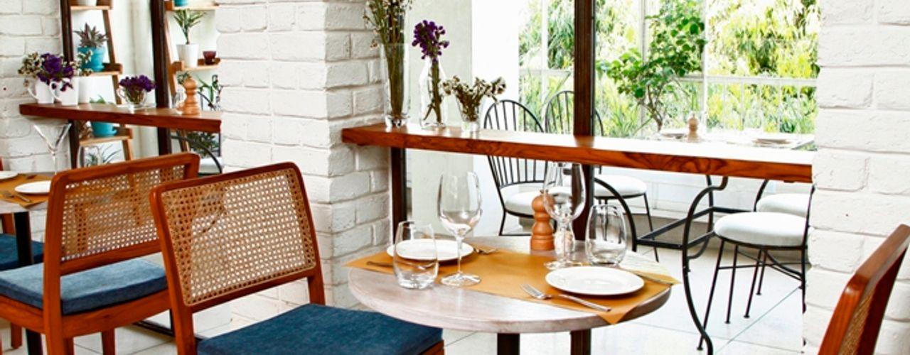 Coast Cafe Studio Lotus Eclectic style gastronomy