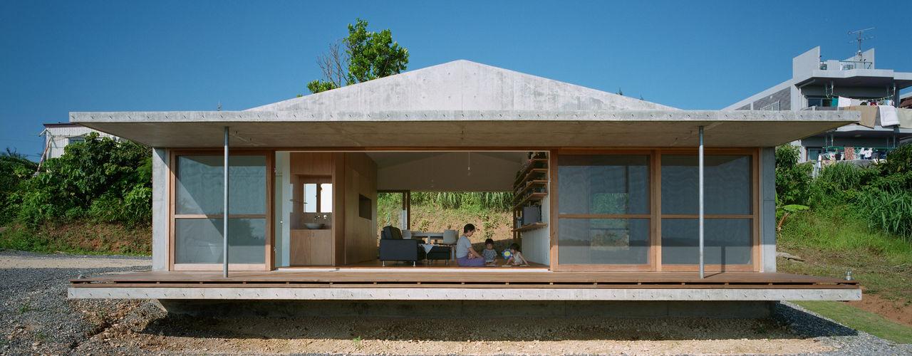 ハルナツアーキ Modern houses