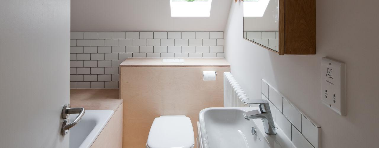 Long Crendon MailenDesign Scandinavian style bathroom