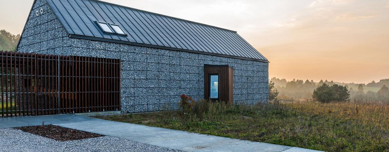 KROPKA STUDIO'S PROJECT Kropka Studio 現代房屋設計點子、靈感 & 圖片