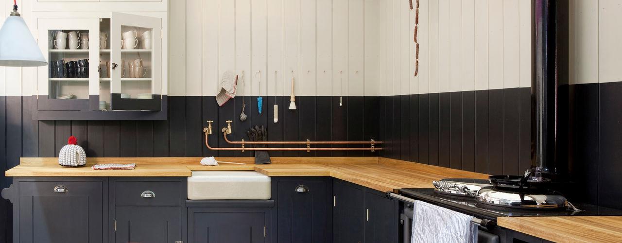 The Original British Standard Kitchen British Standard by Plain English Kitchen Wood Black