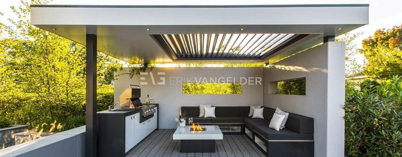 Wellness garden Barendrecht ERIK VAN GELDER | Devoted to Garden Design Jardin moderne