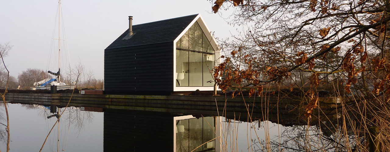 2by4-architects Casas estilo moderno: ideas, arquitectura e imágenes