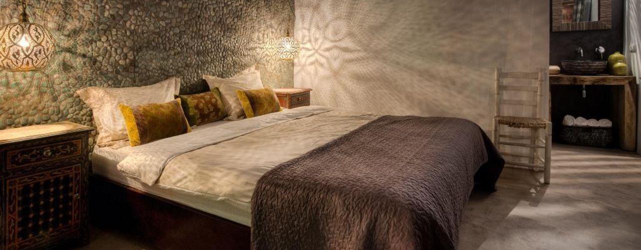 Kabaz غرفة نوم