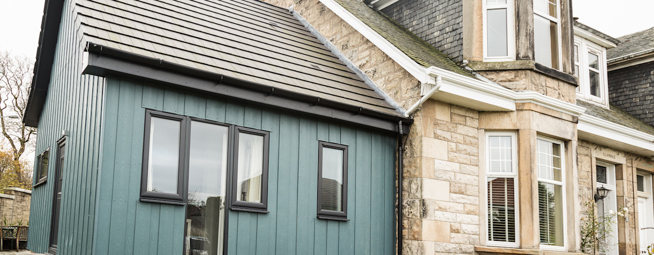 Gallowhill Extension Claire McLuckie Architect