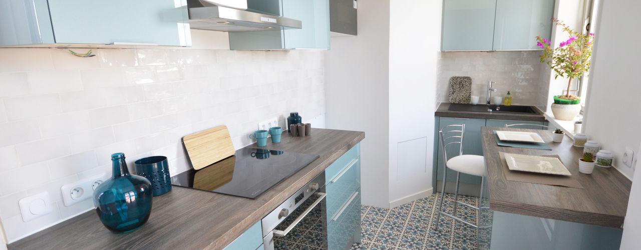 Parisdinterieur Kitchen