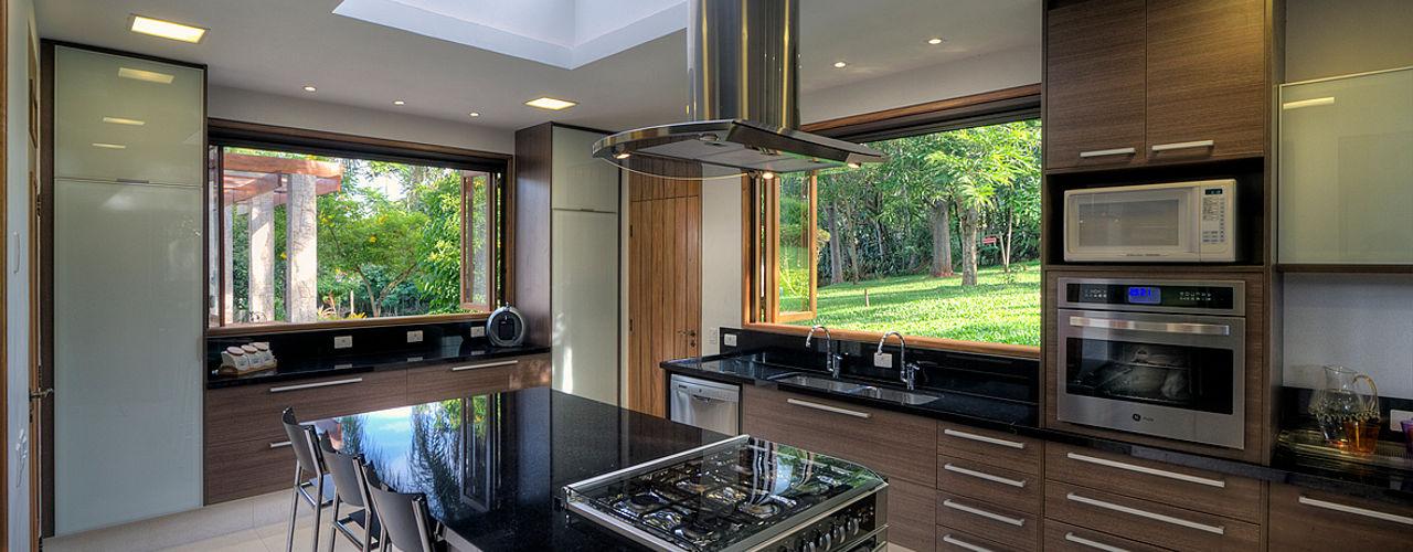 Casa de Campo - Quinta do Lago - Tarauata Olaa Arquitetos Cozinhas campestres
