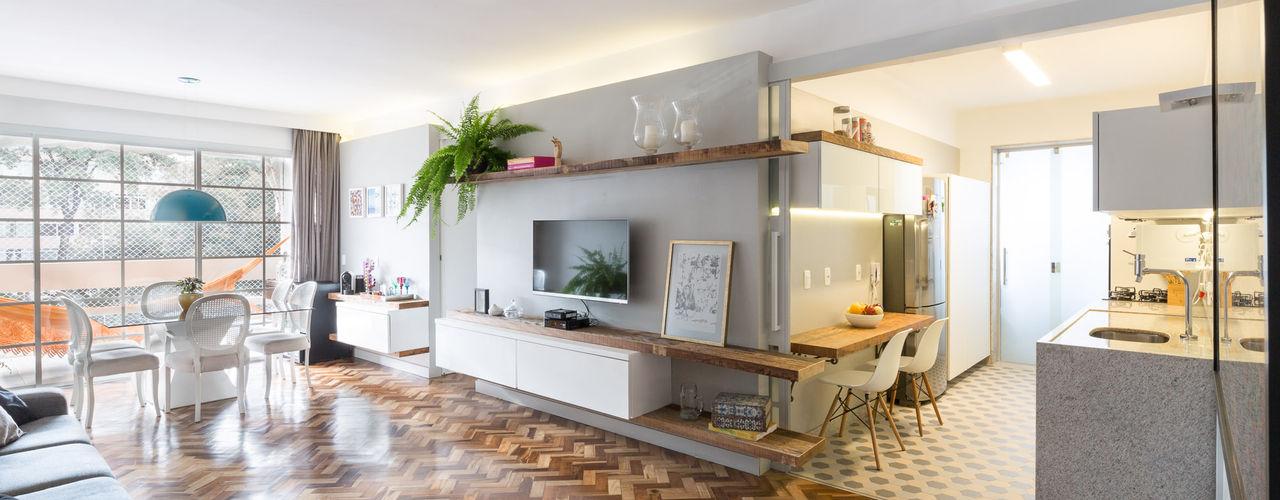 homify Salon moderne